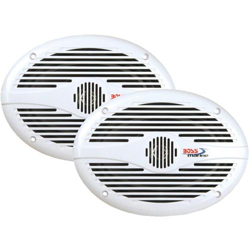 """Boss Audio 2-Way Marine Speakers (6"""" x 9"""")"""