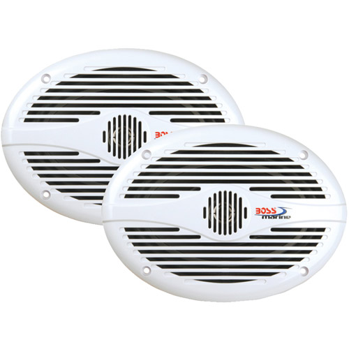 "Boss Audio 2-Way Marine Speakers (6"" x 9"")"