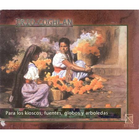 Angulo/Ponce/Pascoe/Velazco - Para Los Kioscos, Fuentes, Globos Y Arboledas [CD]