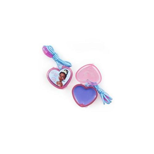 Hallmark 159532 Princess and the Frog Lip Gloss Necklaces- 4 count