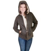 Outback Trading Western Jacket Womens Heidi Canyonland L Brown 2874