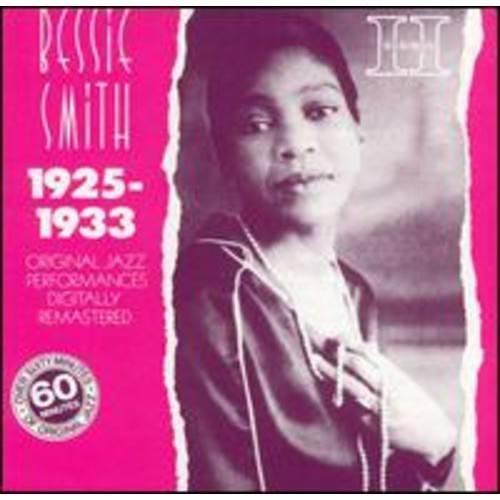 Bessie Smith 1925-33