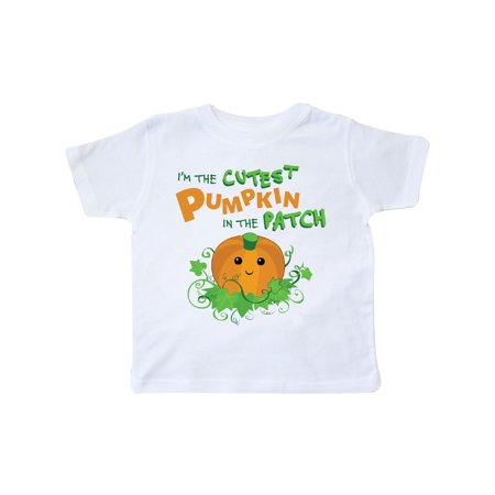 I'm the Cutest Pumpkin in the Patch Toddler - Cutest Kid Clothes
