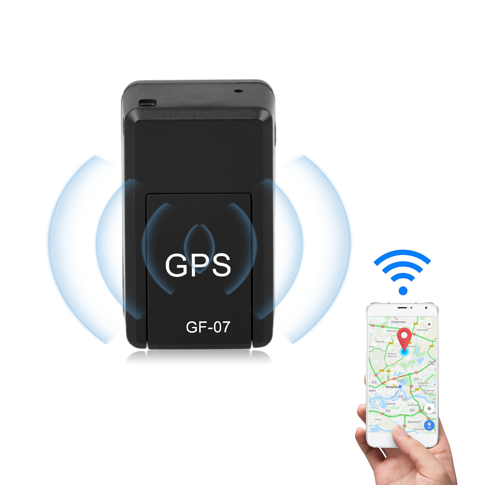 Tracking Device, Mini Car GPS Tracker Real Time Tracking Locator