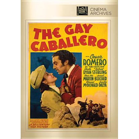 The Gay Caballero (DVD) - G-a-y Halloween London