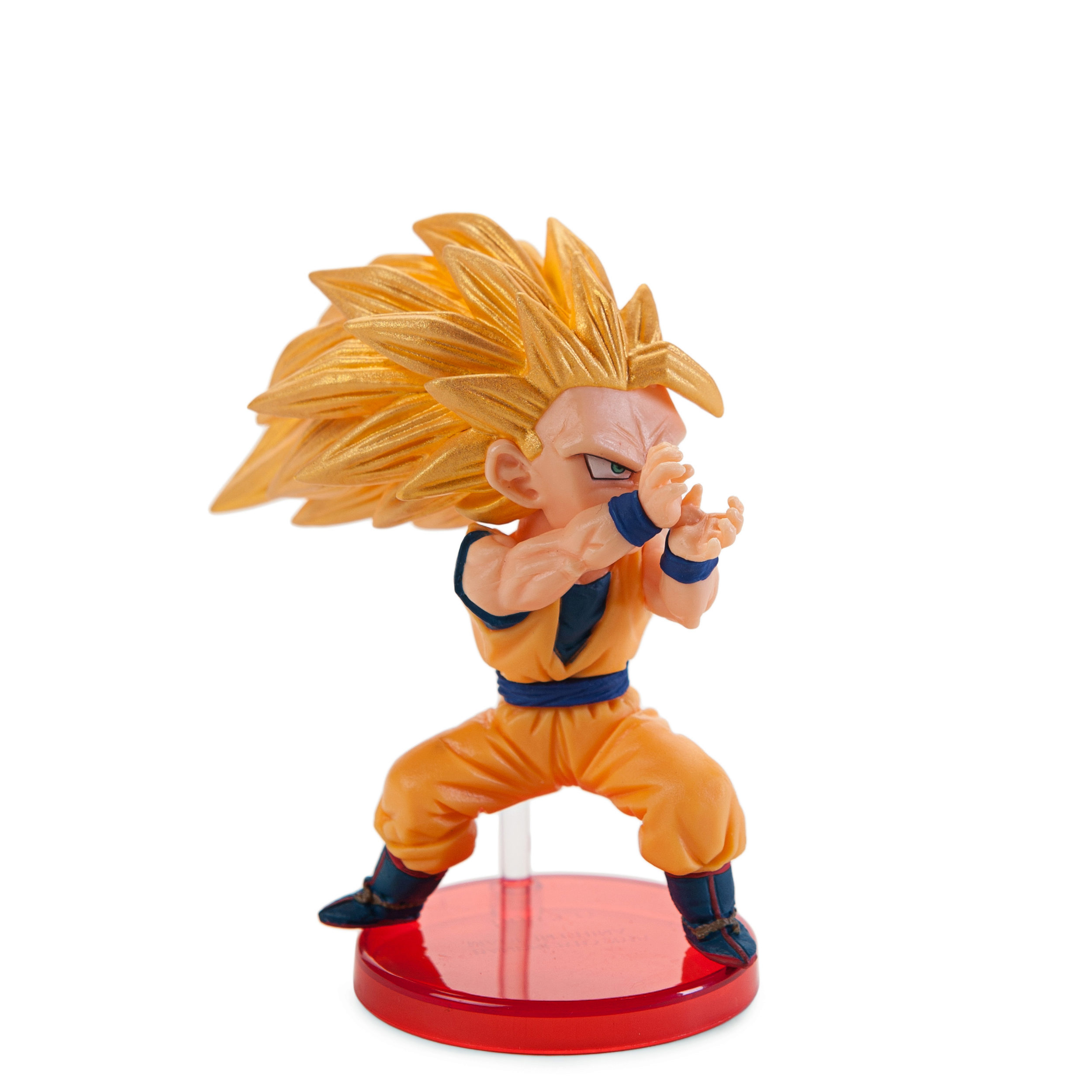 *NEW* Dragon Ball Z Super Saiyan Goku WCF Battle of Saiyans vol 2 Mini Figure