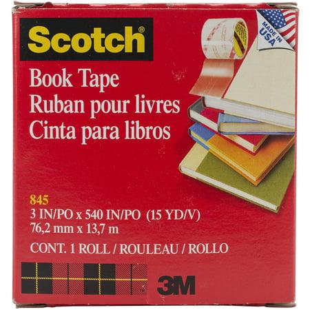 Scotch Book Tape Boxed 3