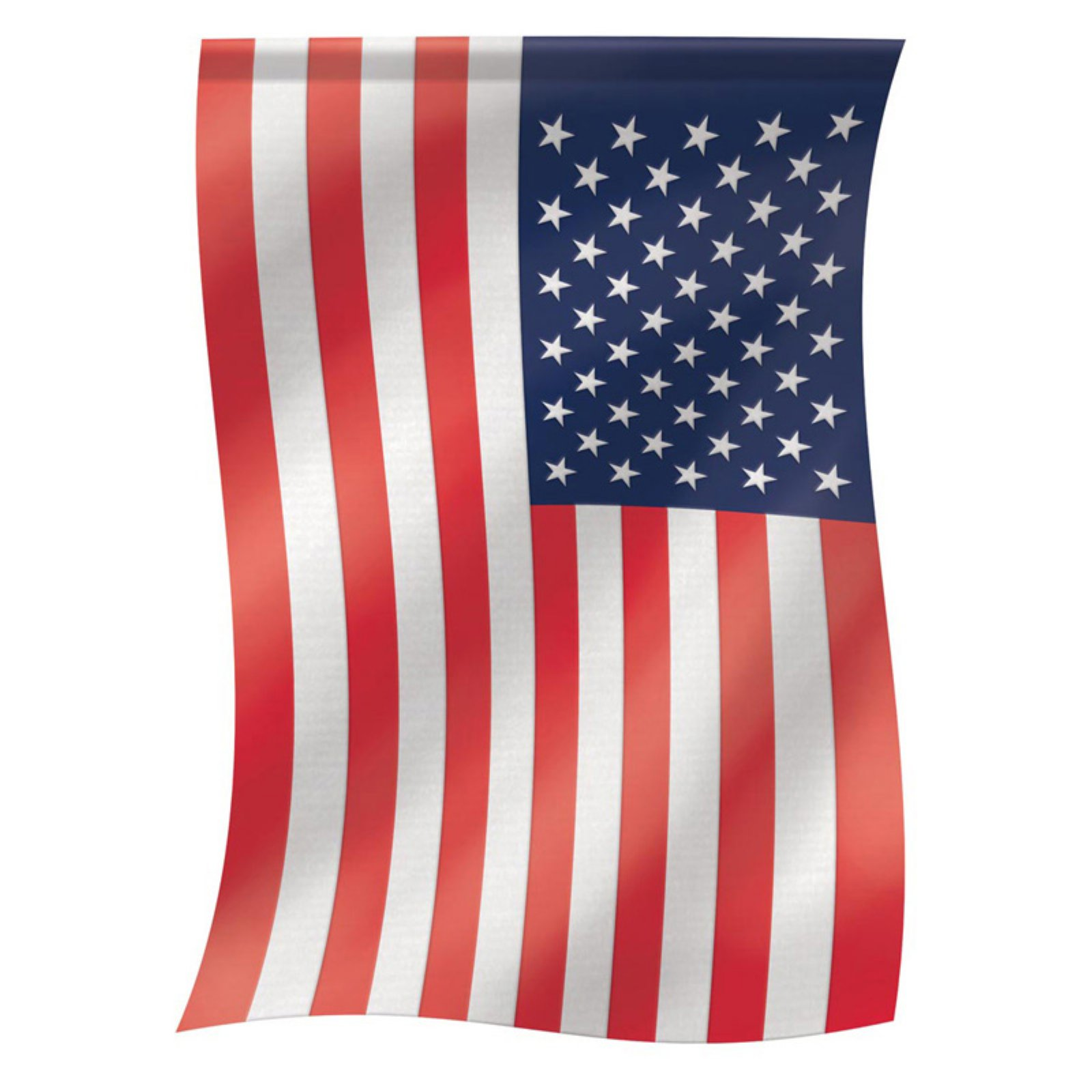 Carson 29 x 42 in. American House Flag