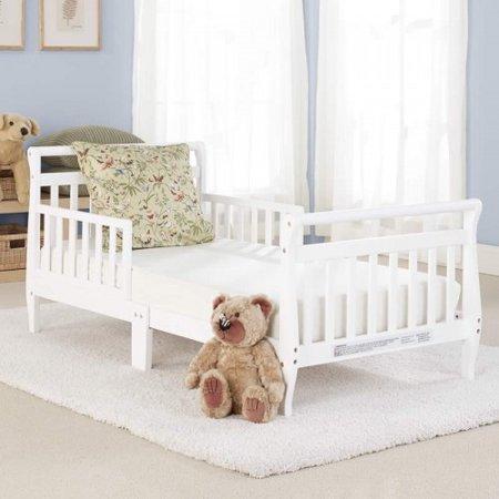 Baby Time International, Inc. Big Oshi Convertible Toddler Bed