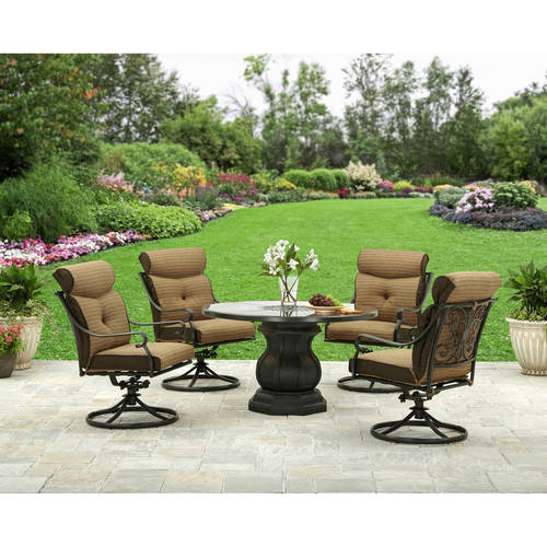 Better Homes and Gardens Bailey Ridge 5pc Dining Set Walmartcom