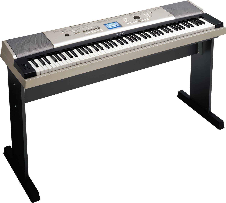 Yamaha YPG535 88 Key Portable Grand Piano by Yamaha