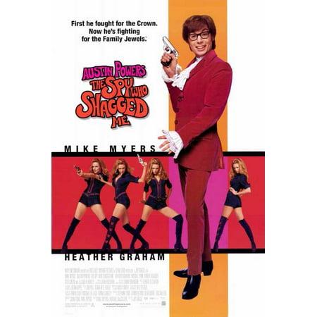 Austin Powers 2: The Spy Who Shagged Me POSTER Movie B (27x40) - The Belmont Austin Halloween