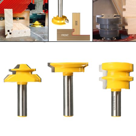 Joining Router Bit (3Pcs 1/2