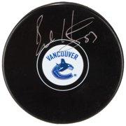 Bo Horvat Vancouver Canucks Fanatics Authentic Autographed Hockey Puck - No Size