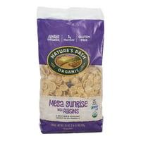 Nature's Path, Gluten Free, Organic, Breakfast Cereal, Mesa Sunrise with Raisins, 29.1 Oz