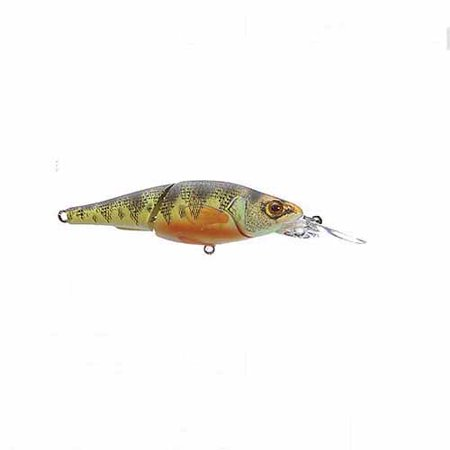 Livetarget lures koppers live target yellow perch medium for Live target fishing lures