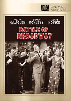 Battle Of Broadway (DVD) by 20th Century Fox