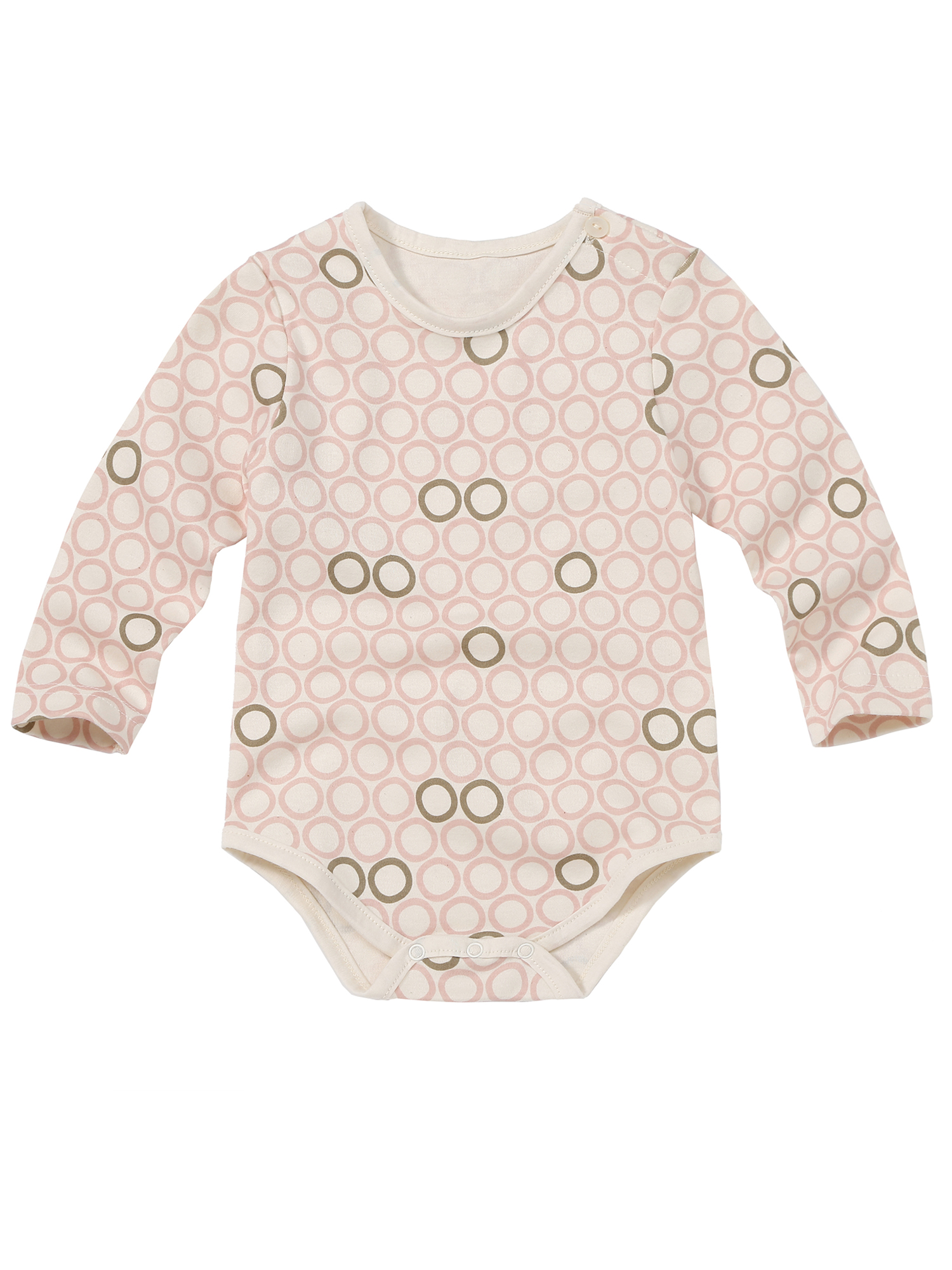 New Premium Cotton Infant Baby Toddler Unisex Long Sleeve Snap Closure Bodysuits