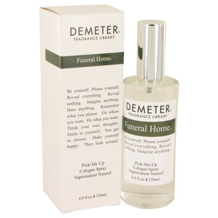Funeral Standing Spray - Demeter Women's Funeral Home Cologne Spray 4 Oz