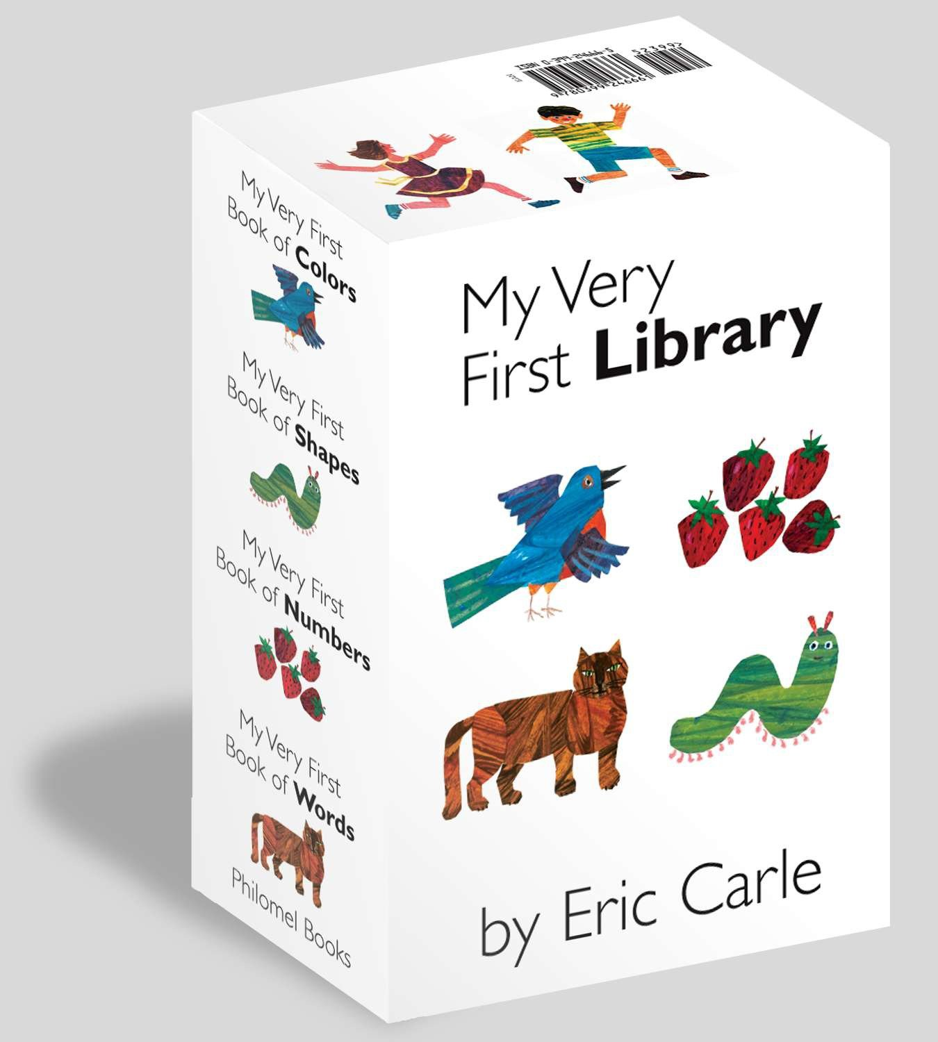 My Very 1st Library (Board Book)
