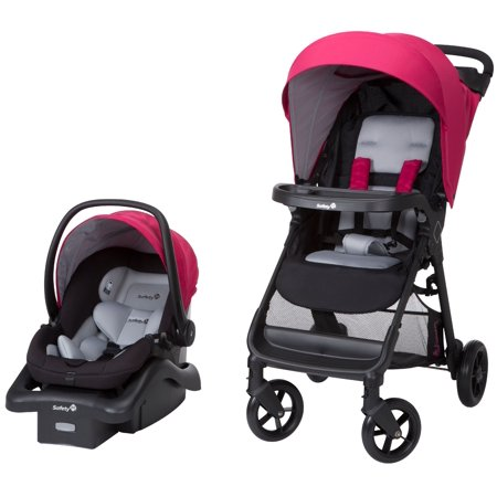 Safety 1st Smooth Ride Travel System, Sangria (Safety First Smooth Ride Travel System Reviews)