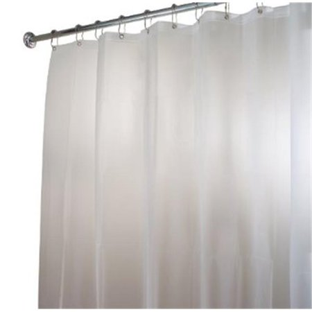 Craft Inc EVA Shower Curtain Liner 72x84 Frost