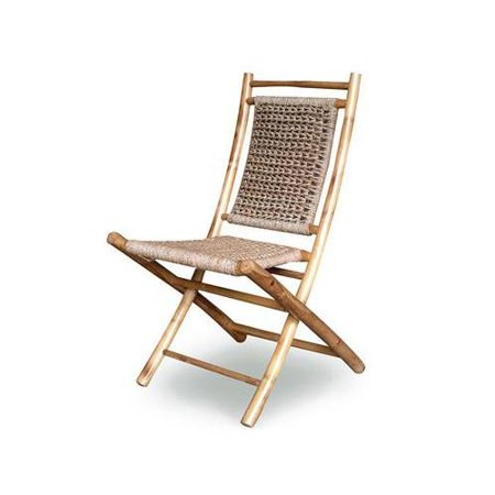 Hyacinth Pack - Heather Ann  Bamboo Folding Chairs (Set of 2)