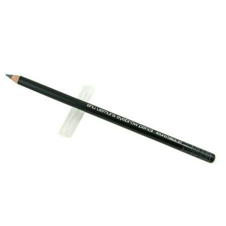 Shu Uemura Hard 9 Formula - # 01 Sound Black 0.14 oz Eyebrow Pencil