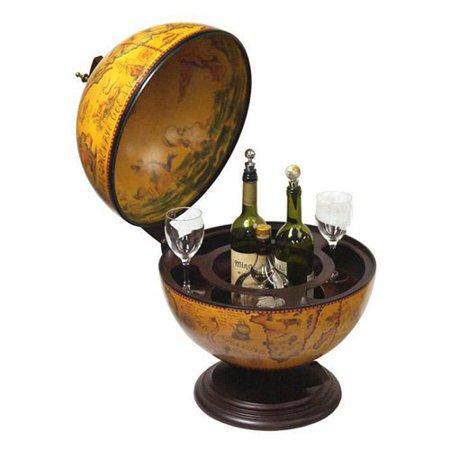 Waypoint Geographic Tuscany Bar Globe