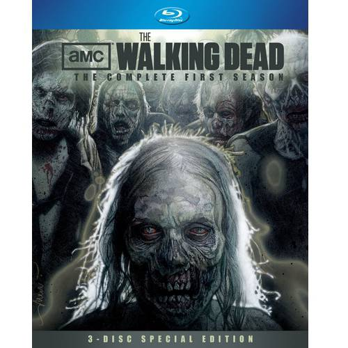The Walking Dead: The Complete First Season (Special Edition) (Blu-ray))