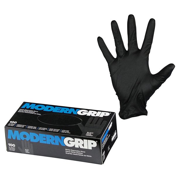 thick 40 gloves mil latex