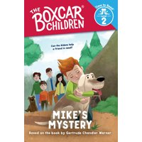 Time to Read: Mike's Mystery (the Boxcar Children: Time to Read, Level 2) (Paperback)