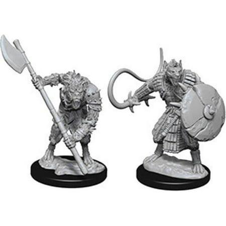 Pathfinder Battles Deep Cuts Unpainted Gnolls Miniature