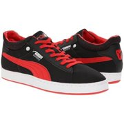 Puma Stepper Classic Hyper 90's Sneaker Mens Black/Red Sneakers