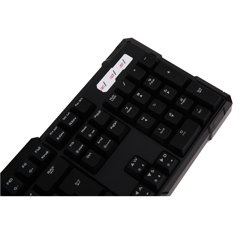 New E-sport Gaming Keyboard Black Switch Light mixing Mechanical For PC laptop