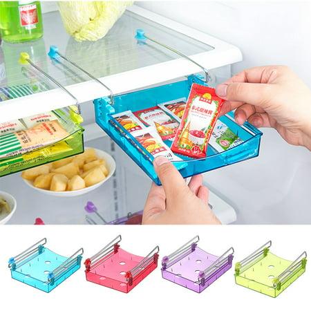 Marvel Refrigerator Drawers - Moaere Refrigerator Cabinet Pantry Storage Organizer Bins
