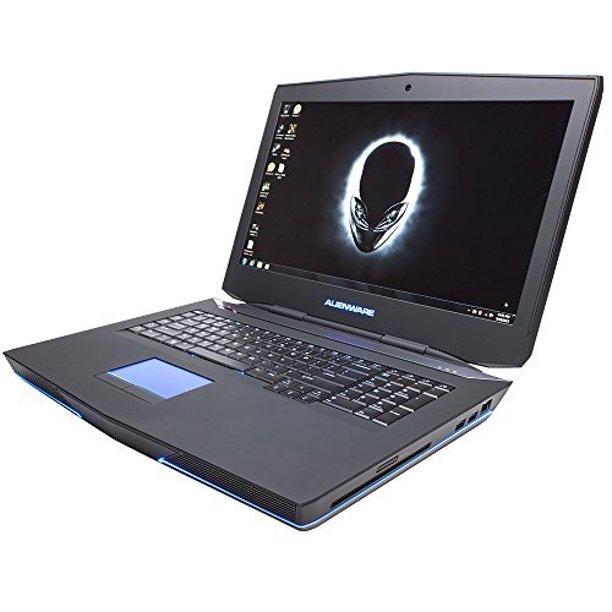 Refurbished Alienware 18 18 4 Inch Gaming Laptop Intel Core I7 3 4ghz Processor 32gb Ddr3 Ram 4tb Hdd Nvidia Geforce Gtx 765m Sli Windows 10 Pro Walmart Com Walmart Com