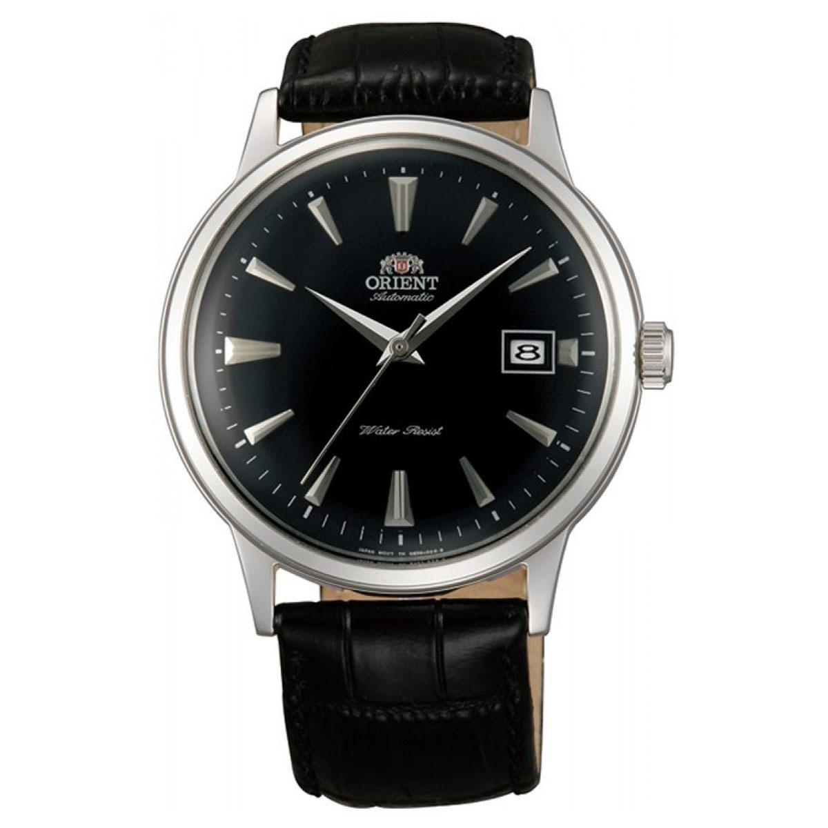 Orient AC00004B Men's Bambino II Automatic Black Dial Bla...