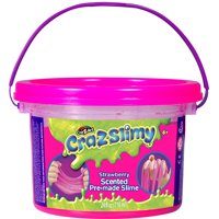 Cra-Z-Art Pre-Made Scented Slime Bucket - Strawberry