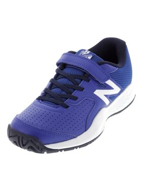 6f8af982a0ed5 Product Image juniors' 696v3 tennis shoes blue and white. Product TitleNew  Balancejuniors' ...