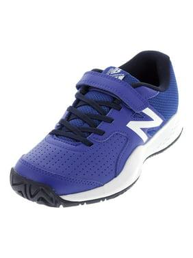 new balance boys trainers blue