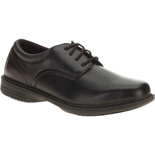 Tredsafe Men's Executive II Slip-Resistant Work Shoe by HYI