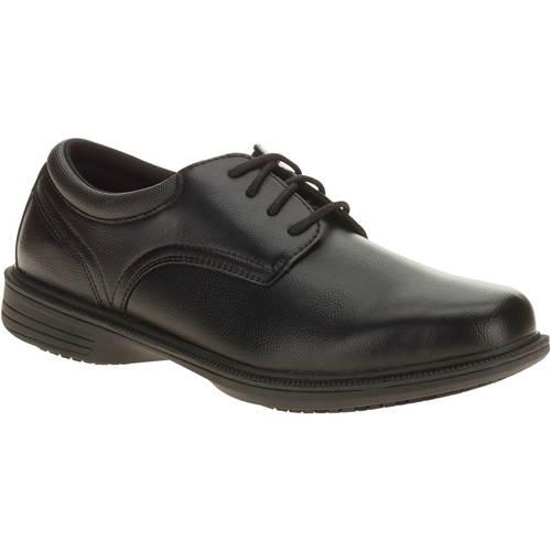 tredsafe s executive ii slip resistant work shoe