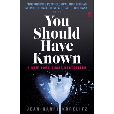 You Should Have Known (Book)