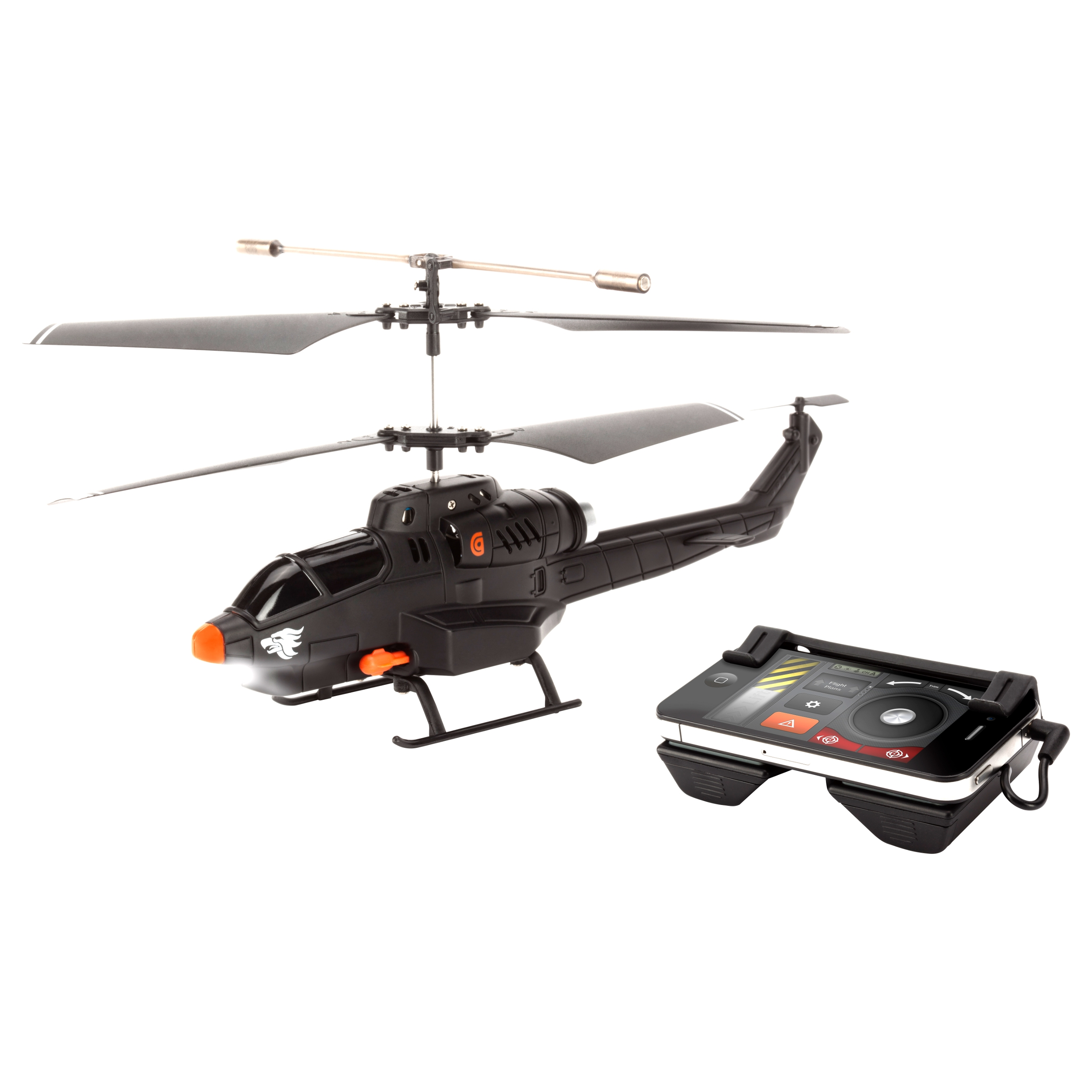 Griffin Helo TC Assault Touch Controlled Helicopter w/iOS & Android App Support EVT8 GC30014