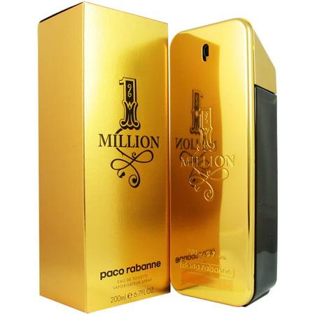 1 Million For Men By Paco Rabanne 6 7 Oz Edt Spray