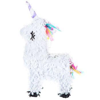 Mini Unicorn Pinata Birthday Decoration Party Supplies
