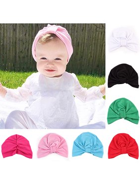 ae9791e9103 Product Image Baby Toddler Kid Boys Girls Bohemia Tie Knot Soft Cotton Warm  Beanie Hat Cap