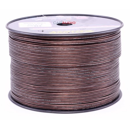 sound quest sqvls18bk audio speaker wire 18 gauge cable. Black Bedroom Furniture Sets. Home Design Ideas