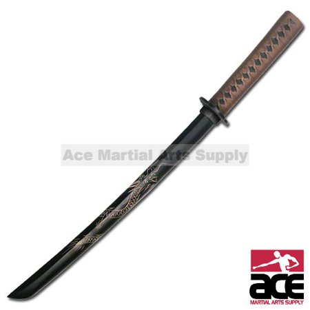 SAMURAI WOODEN TRAINING SWORD 30